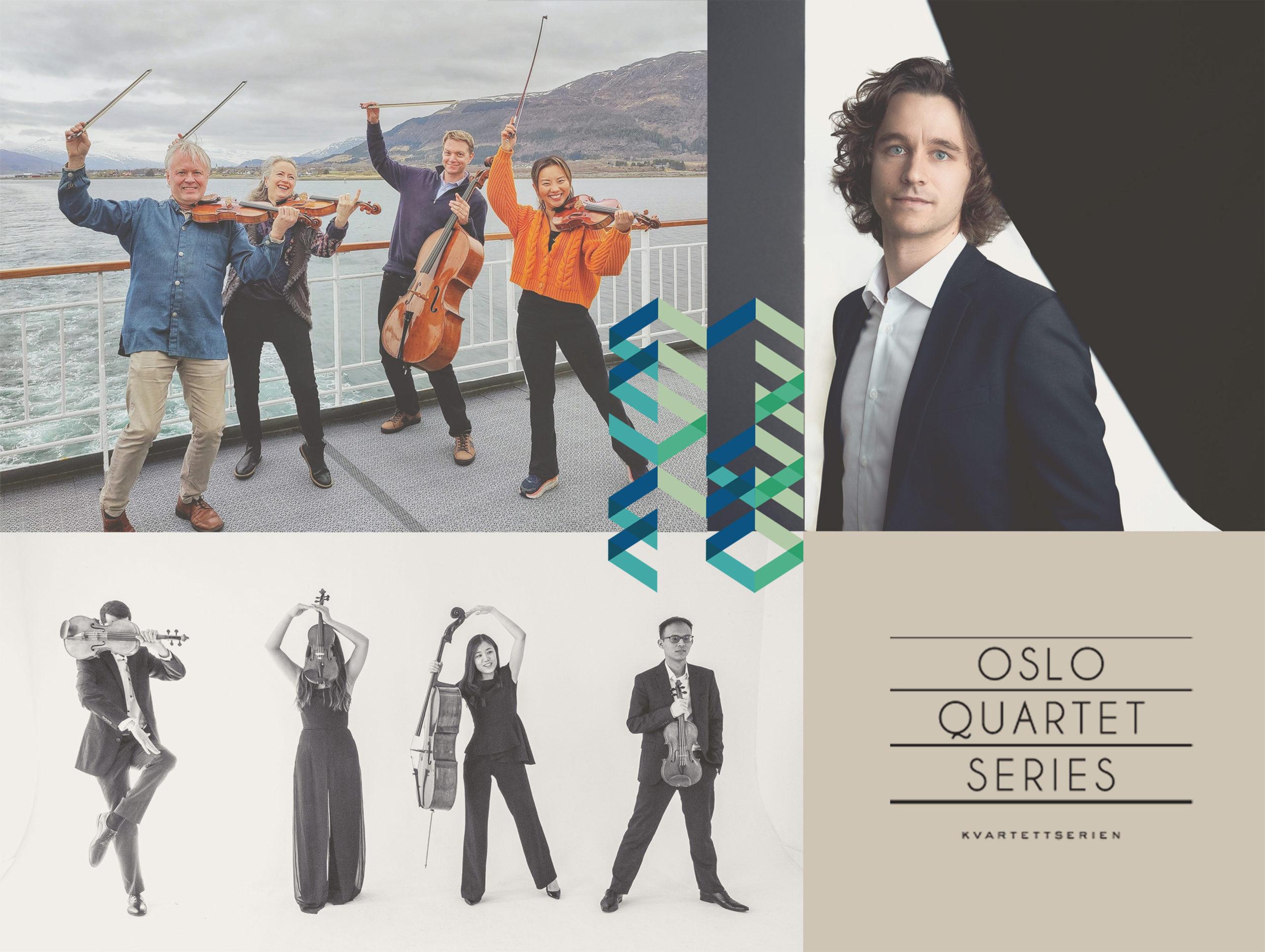 Engegårdkvartetten//Zorá Quartet